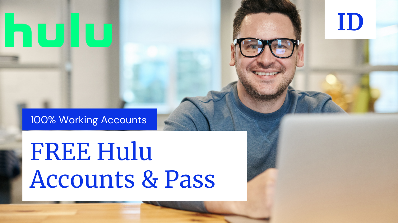 (250+ Working) FREE Hulu Plus Accounts & Password [July 2021]
