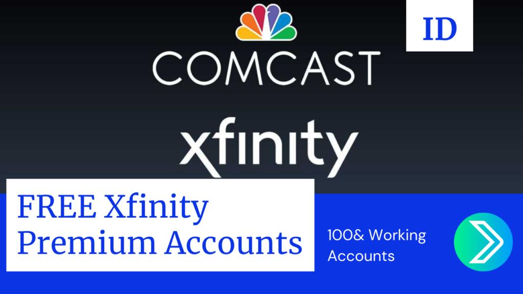 FREE Xfinity Accounts