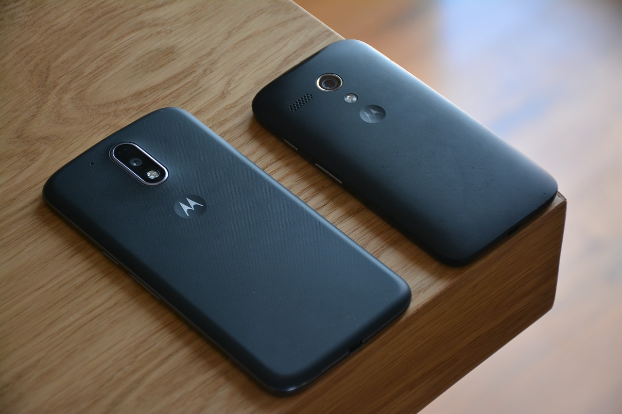 The new Motorola Moto G